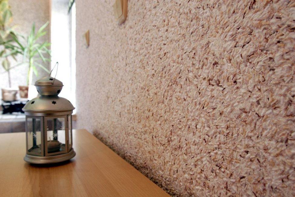 Крошка камня - метод облицовки, который также заслуживает внимания