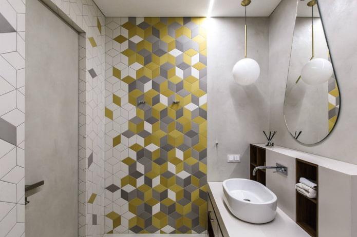 ванная комната 2021 года