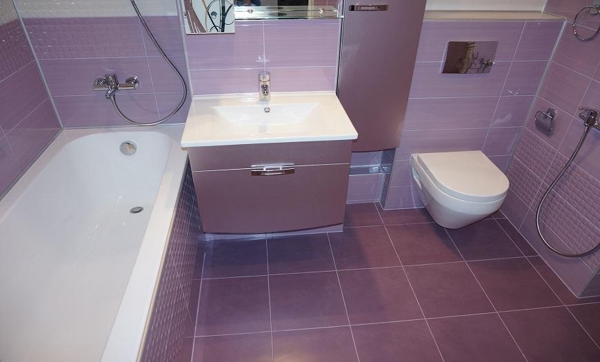 Хрущевская ванная комната